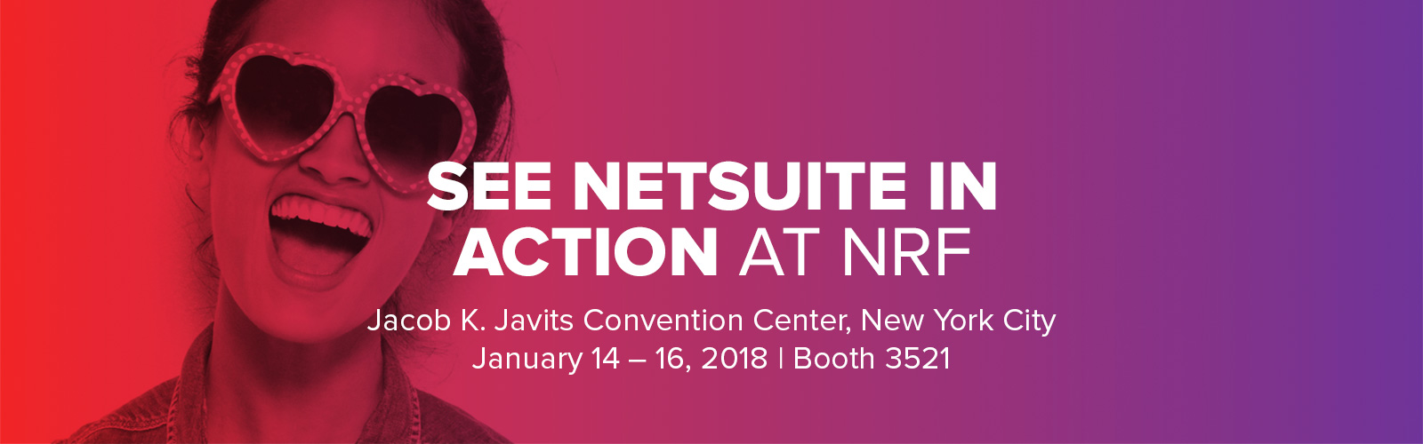 See NetSuite In Action at NRF