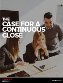 The Case for a Continuous Close