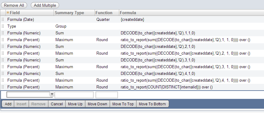 NetSuite Development Notes: Saved search which computes rounded