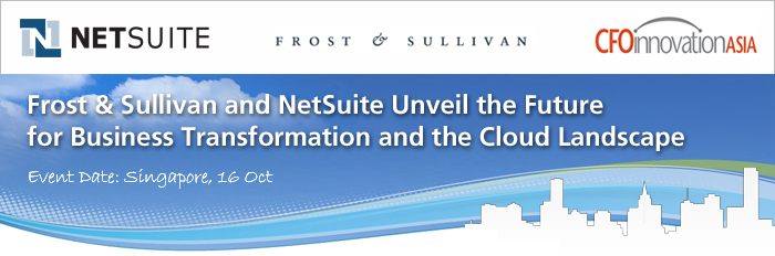 NetSuite Cloud 2012 Tour